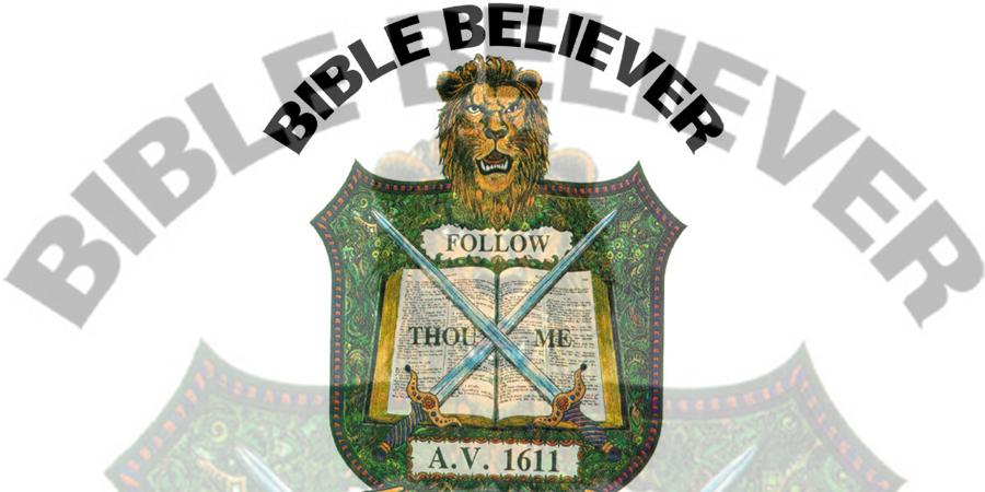Der Glaube eines Bibelgläubige